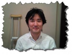 天田淳一事務局長 MD 95年卒