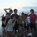 1年で海~☆